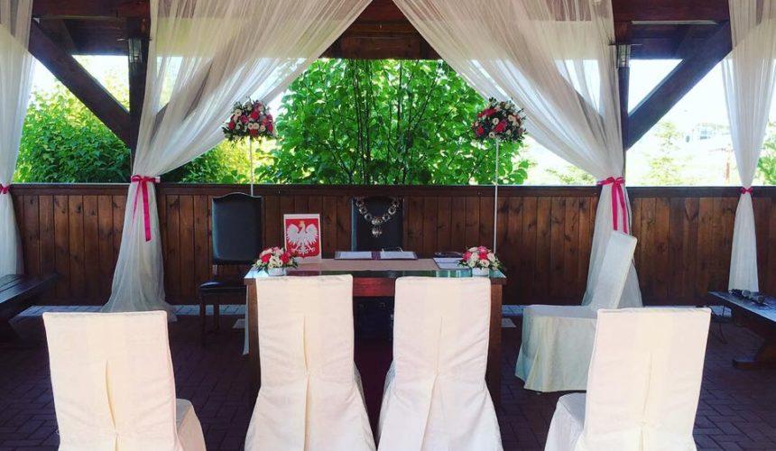 Dom weselny Lublin - Wesela Świdnik - Hotel i Restauracja Dwór Choiny