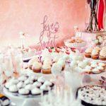 bufet słodki wesele